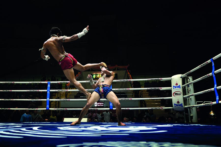 Lumpini Stadium knockout